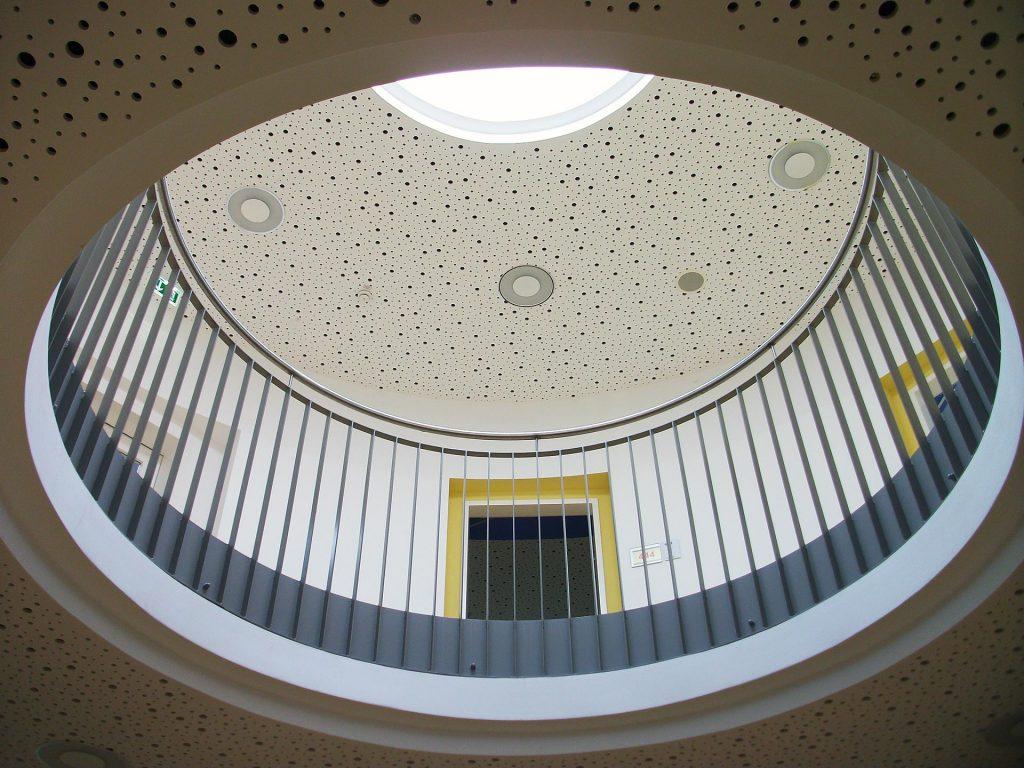 Käthe-Kollwitz-Gesamtschule Rundbau