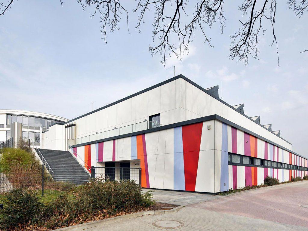 Käthe-Kollwitz-Gesamtschule Turnhalle