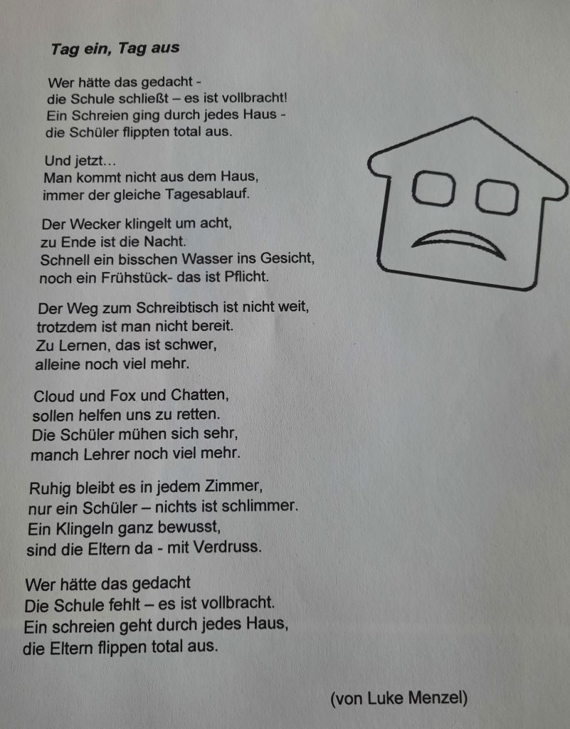 Luke Gedicht